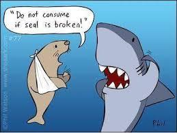 seal broken